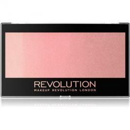 Makeup Revolution Gradient tvářenka odstín Rose Quartz Light 12 g