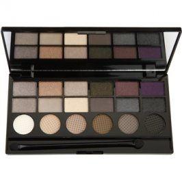 Makeup Revolution Hard Day paleta očních stínů  13 g