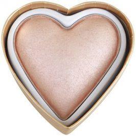 Makeup Revolution I ♥ Makeup Blushing Hearts rozjasňující pudr bohyně lásky  10 g
