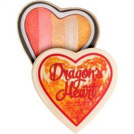 Makeup Revolution I ♥ Makeup Dragon's Heart rozjasňovač na oči a tvář  10 g