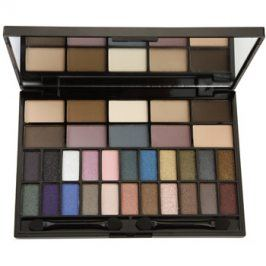 Makeup Revolution I ♥ Makeup Fast Love paleta očních stínů  14 g
