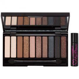 Makeup Revolution I ♥ Makeup Selfie paleta očních stínů + podkladová báze  9 g