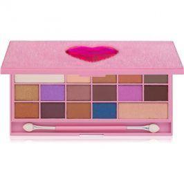 Makeup Revolution I ♥ Makeup Unicorn Love paleta očních stínů  22 g