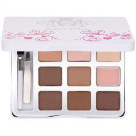 Makeup Revolution Katie Price paleta pro líčení obočí  6,3 g
