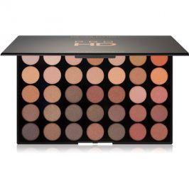 Makeup Revolution Pro HD paleta očních stínů odstín Direction 30 g