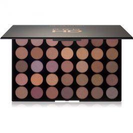 Makeup Revolution Pro HD paleta očních stínů odstín Commitment 30 g