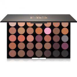 Makeup Revolution Pro HD paleta očních stínů odstín Neutrals Cool 30 g