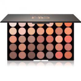 Makeup Revolution Pro HD paleta očních stínů odstín Inspiration 30 g