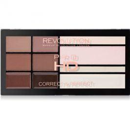 Makeup Revolution Pro HD Brows paleta pro líčení obočí  20,5 g