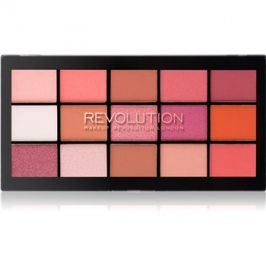 Makeup Revolution Re-Loaded Newtrals 2 paleta očních stínů odstín Newtrals 2 15 x 1,1 g