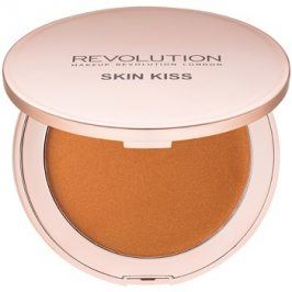 Makeup Revolution Skin Kiss krémový bronzer odstín Bronze Kiss 11,5 g