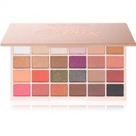 Makeup Revolution Soph X paleta očních stínů  24 x 1,1 g