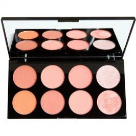 Makeup Revolution Ultra Blush paleta tvářenek odstín Hot Spice 13 g
