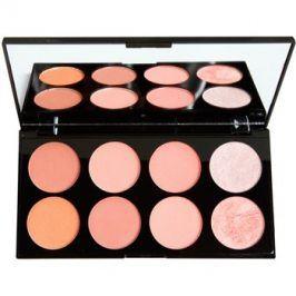 Makeup Revolution Ultra Blush paleta tvářenek odstín Hot Spice 13 g