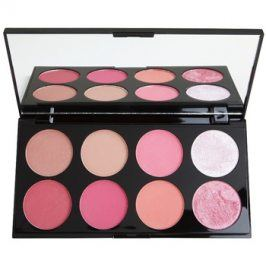 Makeup Revolution Ultra Blush paleta tvářenek odstín Sugar and Spice 13 g