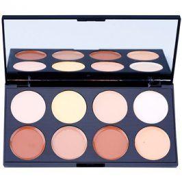 Makeup Revolution Ultra Cream Contour paleta na kontury obličeje  13 g