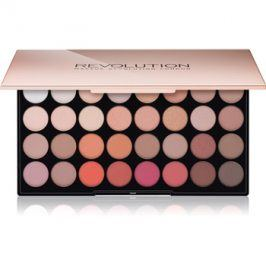 Makeup Revolution Ultra Flawless 3 paleta očních stínů odstín Resurrection 20 g