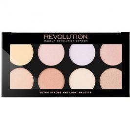 Makeup Revolution Ultra Strobe and Light rozjasňující paletka  15 g