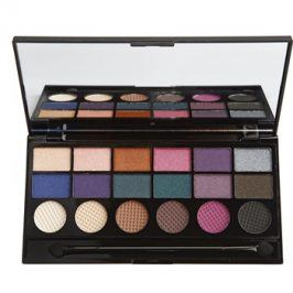 Makeup Revolution Unicorns Unite paleta očních stínů  18 g