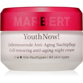 Marbert Anti-Aging Care YouthNow! protivráskový noční krém pro obnovu pleťových buněk  50 ml