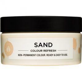 Maria Nila Colour Refresh Sand jemná vyživující maska bez permanentních barevných pigmentů výdrž 4-10 umytí 8.32 100 ml