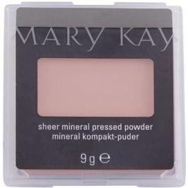 Mary Kay Sheer Mineral pudr odstín 1 Beige  9 g