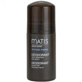 MATIS Paris Réponse Homme deodorant roll-on pro všechny typy pleti včetně citlivé  50 ml