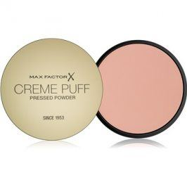 Max Factor Creme Puff pudr pro všechny typy pleti odstín 53 Tempting Touch 21 g