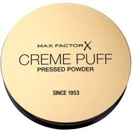 Max Factor Creme Puff pudr pro všechny typy pleti odstín 42 Deep Beige  21 g
