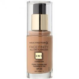 Max Factor Facefinity make-up 3 v 1 odstín 77 Soft Honey  30 ml