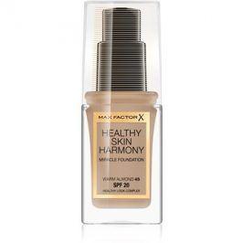Max Factor Healthy Skin Harmony tekutý make-up SPF 20 odstín 45 Warm Almond 30 ml