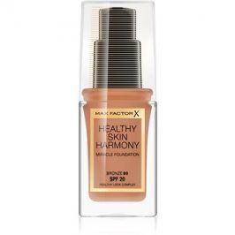 Max Factor Healthy Skin Harmony tekutý make-up SPF 20 odstín 80 Bronze 30 ml