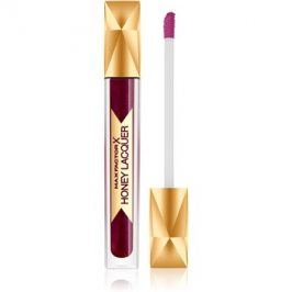 Max Factor Honey Lacquer lak na rty odstín Regale Burgundy
