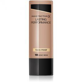 Max Factor Lasting Performance dlouhotrvající tekutý make-up odstín 108 Honey Beige 35 ml