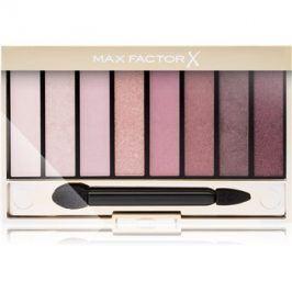 Max Factor Masterpiece Nude Palette paleta očních stínů odstín 03 Rose Nudes 6,5 g