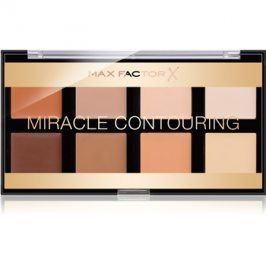 Max Factor Miracle Contouring paleta na kontury obličeje  30 g