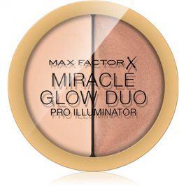 Max Factor Miracle Glow krémový rozjasňovač odstín 20 Medium 11 g