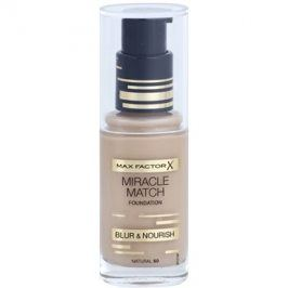 Max Factor Miracle Match tekutý make-up s hydratačním účinkem odstín 50 Natural 30 ml