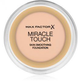 Max Factor Miracle Touch make-up pro všechny typy pleti odstín 45 Warm Almond  11,5 g