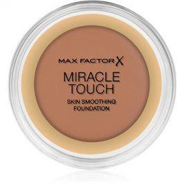 Max Factor Miracle Touch make-up pro všechny typy pleti odstín 85 Caramel  11,5 g