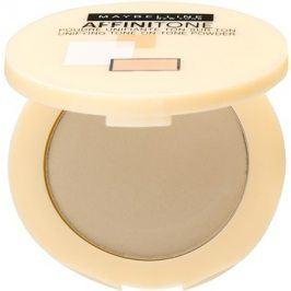 Maybelline Affinitone kompaktní pudr odstín 03 Light Sand Beige 9 g
