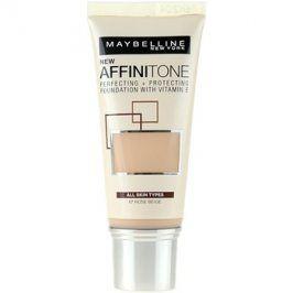 Maybelline Affinitone hydratační make-up odstín 17 Rose Beige 30 ml