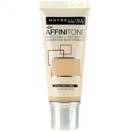 Maybelline Affinitone hydratační make-up odstín 14 Creamy Beige 30 ml