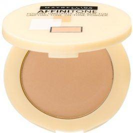 Maybelline Affinitone kompaktní pudr odstín 42 Dark Beige 9 g