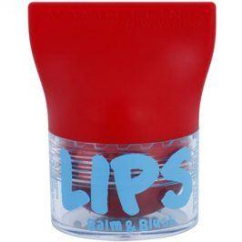 Maybelline Baby Lips Balm & Blush balzám na rty a tvářenka 2v1 odstín 05 Booming Ruby 3,5 g