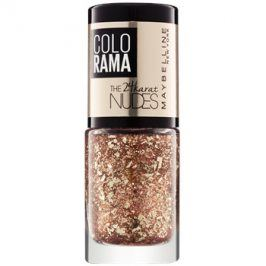Maybelline Colorama The 24karat Nudes lak na nehty odstín 477 7 ml