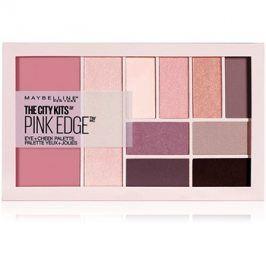 Maybelline The City Kits™ Pink Edge multifunkční paleta na obličej a oči  16 g