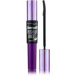 Maybelline The Falsies® Push Up Angel řasenka s efektem umělých řas odstín Very Black 9,5 ml