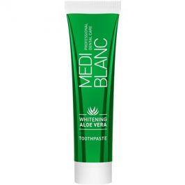 MEDIBLANC Whitening Aloe Vera regenerační zubní pasta s bělicím účinkem  100 ml