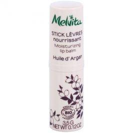 Melvita Argan Oil balzám na rty pro výživu a hydrataci  3,5 g